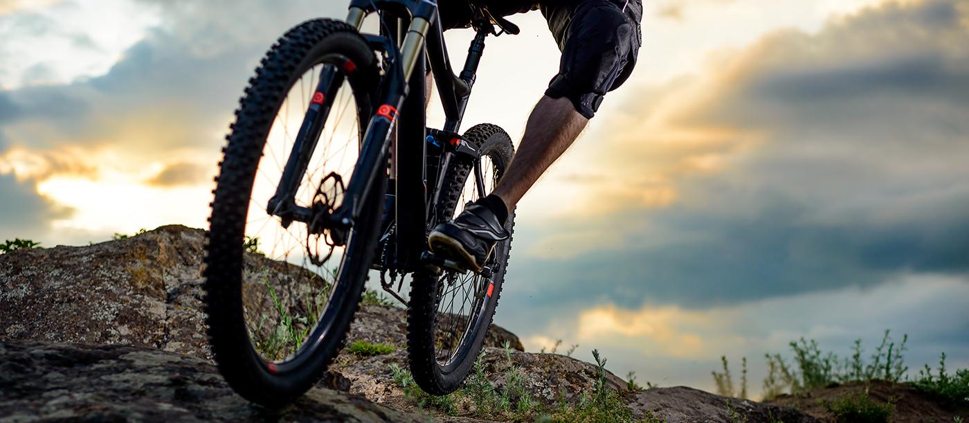 Vélo de montagne Baie James